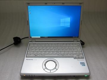 パナソニック CF-SZ5/Core i5-6200U/4G/SSD128G/12.1型フルHD