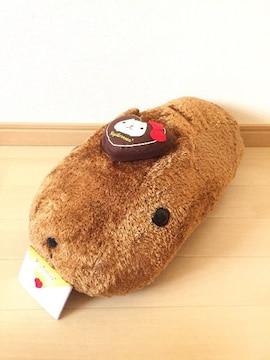 一番くじ カピバラさん バレンタイン A賞メッセージぬいぐるみ