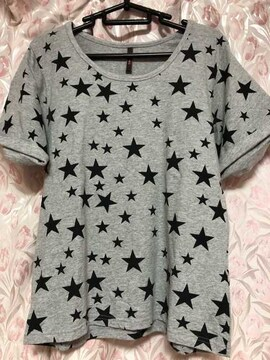 ★179/WG 星柄 Tシャツ★