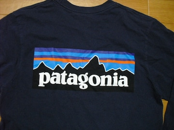 PATAGONIA パタゴニア ロング Tシャツ USA-S