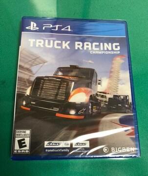 Truck Racing Championship(輸入版 北米)- PS4 新品かは不明です