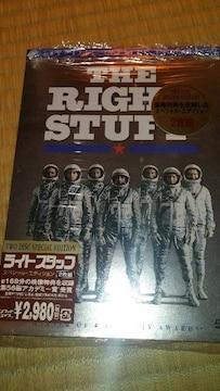 DVDソフト   ライトスタッフ   スペシャルエディション   2枚組