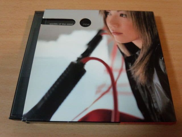 move CD「worlds of the mind」m.o.v.e.初回盤●  < タレントグッズの