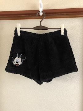 中古エメフィール購入ディズニーミゥキーマウスモコモコルームパンツショートパンツ部屋着ルームウェア