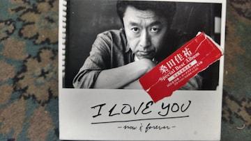 桑田佳祐(サザンオールスターズ) I LOVE YOU 3枚組ベスト