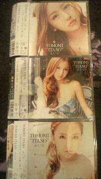 激安!超レア!☆板野友美/ふいに☆初回盤A・B・C/3CD+3DVD+ステッカー/美品