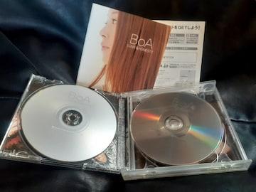 BoA/LOVE&HONESTY 初回限定版2枚組