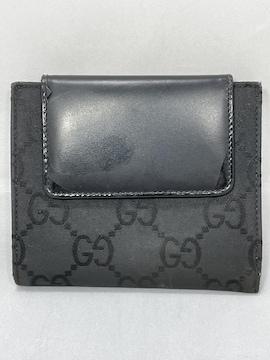 ◆【GUCCI/グッチ】二つ折り財布◆