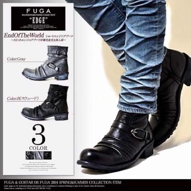 FUGA レザー ブーツ/CIVARIZE CavariA VANQUISH  < ブランドの
