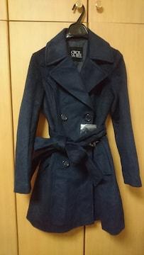 CECIL McBEE☆☆新品未使用  ネイビーのコート