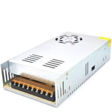 Padarsey 15A 24V DC 直流電源変換器 過負荷過電圧遮断可能 自動