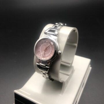 即決 WIRED ワイアード ソーラー 腕時計 V117-0BK1