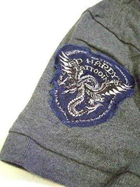 ‡ED HARDY‡エドハーディー‡新品‡半袖ポロシャツ‡ < ブランドの