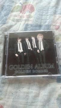 ゴールデンボンバー ゴールデン・アルバム 初回盤B〓