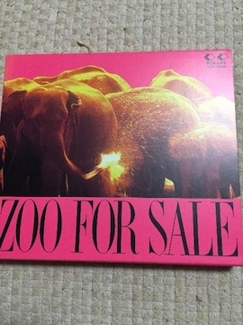 ZOO  ZOO FOR SALE  初回  ベスト EXILE