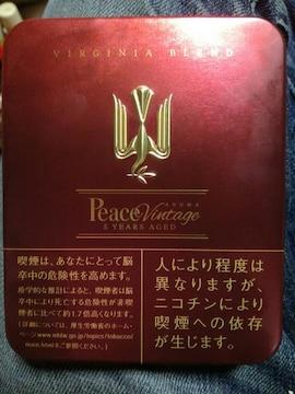 1000円って!ヴィンテージ!「PeaceVintageの空き缶」