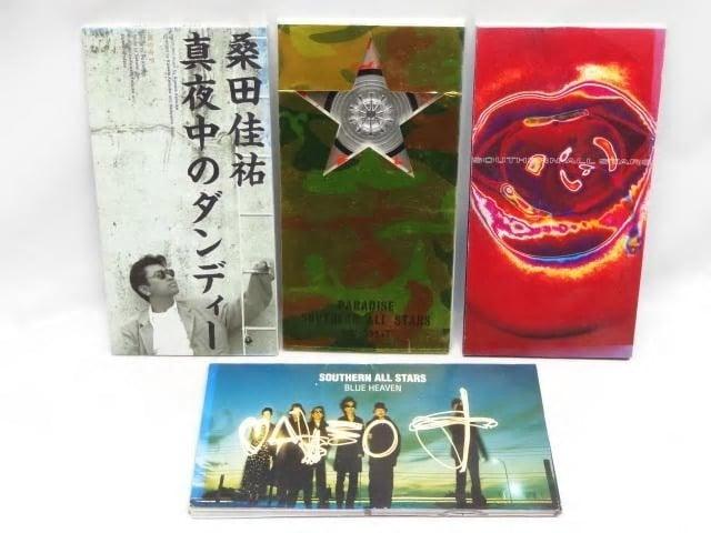 サザンオールスターズ 桑田佳祐 8cmCD 12枚セット  < タレントグッズの