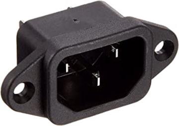 FURUTECH ADL オーディオグレード IECインレット ロジウムメッキ
