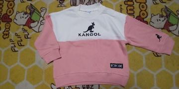 新品★KANGOL BABY★90