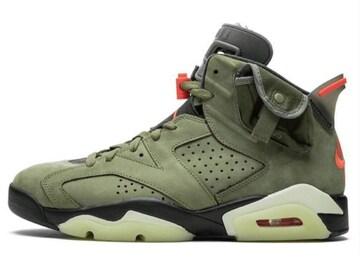 Travis Scott × Nike Air Jordan 6 Retro