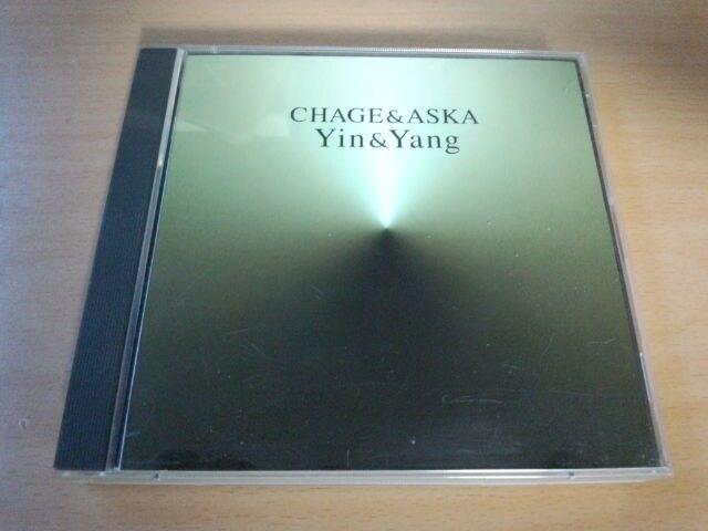 CHAGE&ASKA CD「Yin & Yangチャゲアス 飛鳥涼 2枚組●  < タレントグッズの
