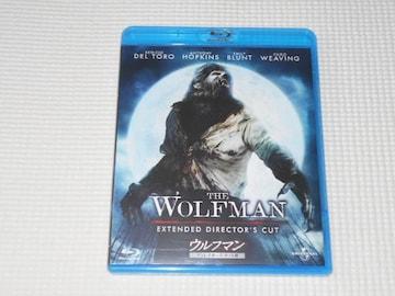 BD★ウルフマン DVD付 2枚組 Blu-rey