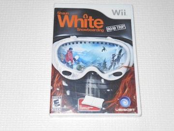 Wii★Shaun White SNOWBOARDING ROAD TRIP