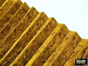 仮眠カーテン チンチラ ゴールド 遮光 最高級 金華山 ベロア生地