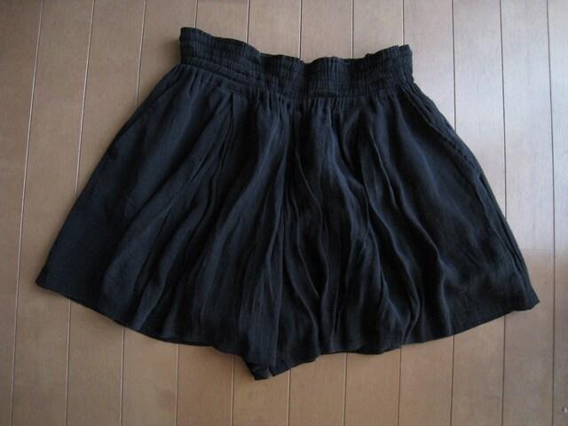 DUALGARNET キュロットスカート★M  < 女性ファッションの