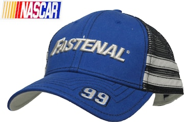 送料無料M841 NASCAR Carl Edwards Trucker Cap 帽子