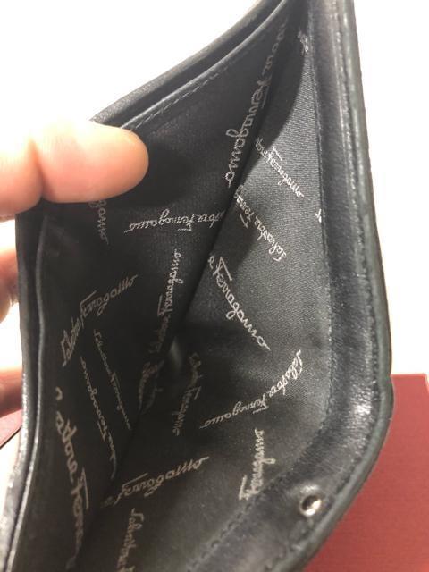 1スタ☆フェラガモ 三つ折り財布