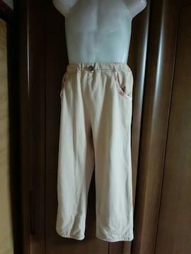 かわいい膝丈のズボン〜130�pですぅ〜