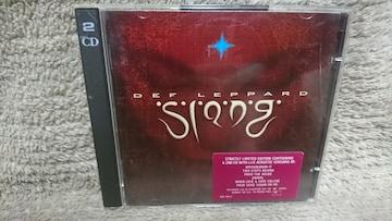 Def Leppard/SLANG/輸入盤/2枚組/デフ・レパード/スラング