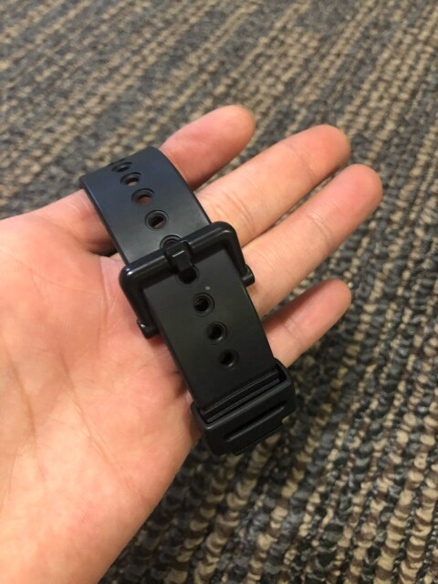 Gショック腕時計G-001BB-1 < 男性アクセサリー/時計の