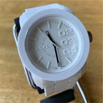 ディーゼル DIESEL フランチャイズ 腕時計 DZ1436 ホワイト