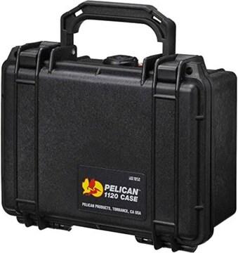 PELICAN(ペリカン) 小型防水ハードケース 1120HK ブラック 1120H