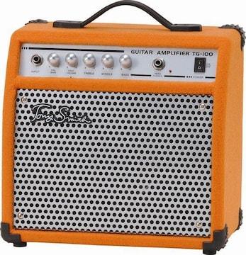 ☆新品TonySmith20WギターアンプTG100:オレンジ