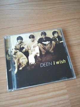 中古 DEEN/I wish CD