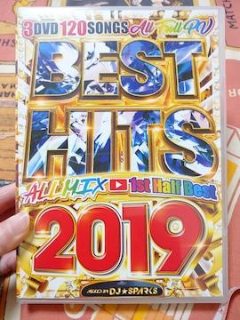 2019BEST HITS DVD