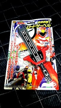 新品 炎神戦隊 ゴーオンジャー 合体武器 ロードサーベル 特撮