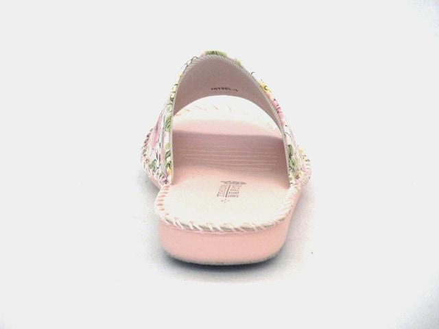 Pansy パンジー 室内履き スリッパ 8690 Lサイズ(24.5cm) ピンク < 女性ファッションの
