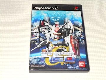 PS2★SDガンダム ジージェネレーション・ネオ NEO