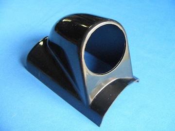 ● 60φ専用 BLACK黒 汎用ピラータイプ 1連メーターパネル新品!