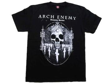 アーチ・エネミー ARCH ENEMY  バンドTシャツ  315 S
