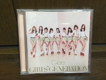 CDシングル 少女時代 Gee Girl's Generation