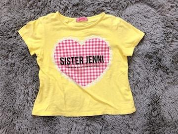 JENNI★半袖Tシャツ130