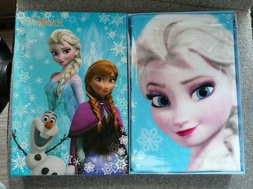 第一生命「アナと雪の女王バスタオル」A1