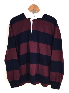 GYMPHLEX(ジムフレックス)Rugger Shirt ラガーシャツポロシャツ