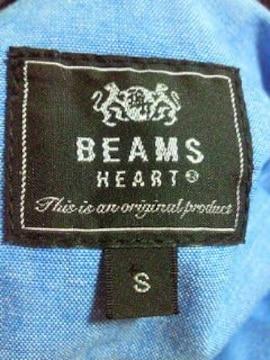 BEAMS ビームス 柔らか ジャケット グレー Sサイズ 2つボタン お洒落 シンプル