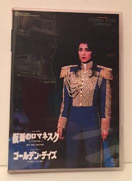 宝塚雪組 仮面のロマネスク 高嶺ふぶき 轟悠【入手困難】